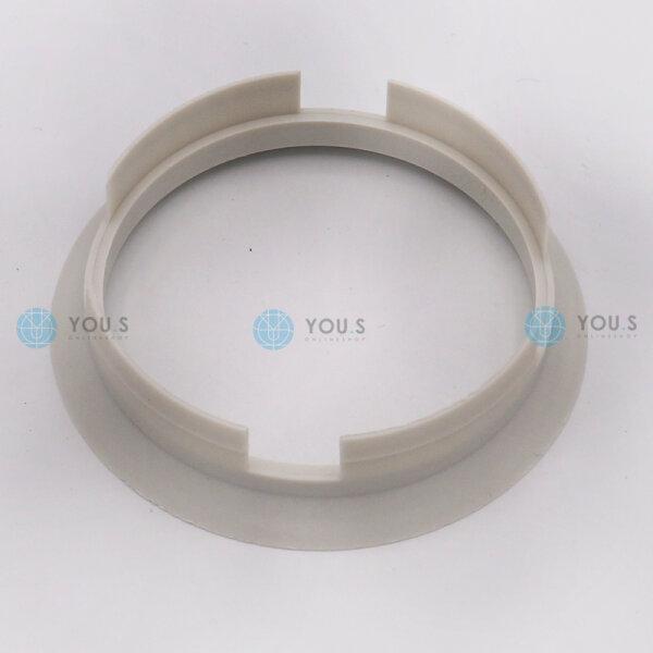 Keskin 1 x ZENTRIERRING DISTANZRING für ALUFELGEN Z06D 63,4-54,1 mm Brock