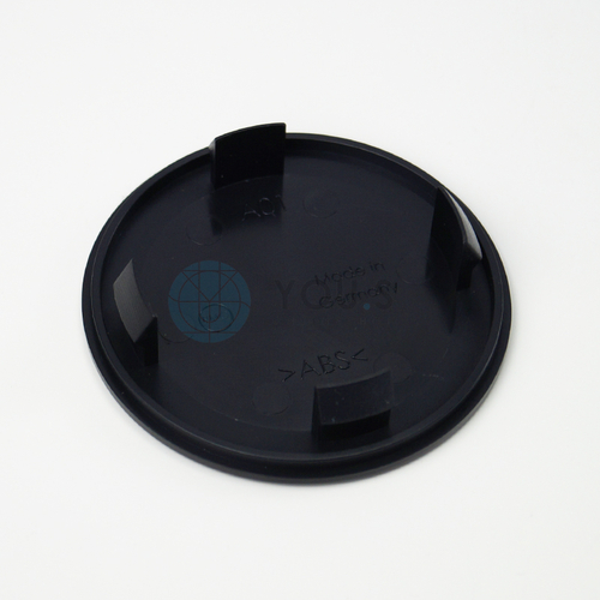 NABENKAPPE NABENDECKEL FELGENDECKEL 68,0 mm 5 St/ück Schwarz A01